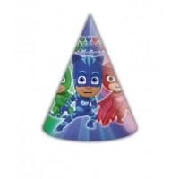 PJ Masks Hats 6ct