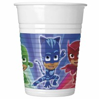 PJ Mask Cups 8ct