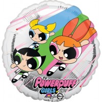 "The Powerpuff Girls 18"" Foil"