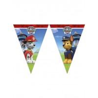 Paw Patrol Flag Banner
