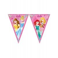 Princess Dreaming - Disney -  Flag Banner