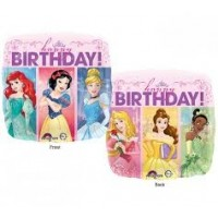 "Disney Princess Happy Birthday 18"" Foil"