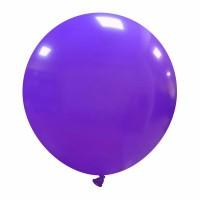 "Purple Superior 19"" Latex Balloon 25Ct"