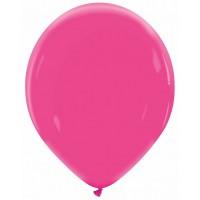"Raspberry Pink Superior Pro 13"" Latex Balloon 100Ct"