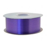 Purple Poly Ribbon - 2 Inch x 100yds
