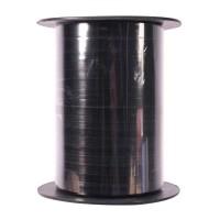 Metallic Black Curling Ribbon 5mm  x 250m