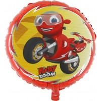 "Ricky Zoom 18"" Foil Balloon"