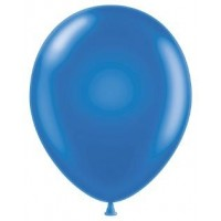 "12"" Royal Blue Latex Balloons 100ct"