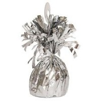 Foil Weight - Silver - (Box of 6)
