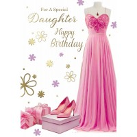 Happy Birthday - Special Daughter - Pack Of 12