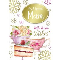 Happy Birthday - Special Mam - Pack Of 12