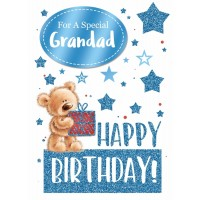 Happy Birthday - Grandad - Pack Of 12