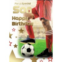 Happy Birthday - Son - Pack Of 12