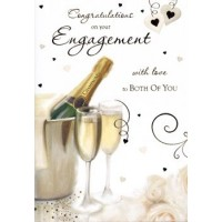 On Your Engagement - Congratulations - Pack Of 12