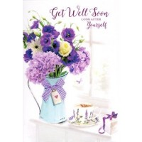 Get Well Soon - With Special Thoughts - Pack Of 12