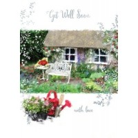 Get Well Soon - Pack Of 12
