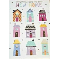 New Home - Congratulations - Pack Of 12