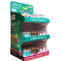 GAA Opro Snapa-Fit Mouthguard For All Sports Jnr & Snr CDU Starter Pack