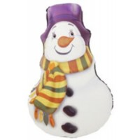 """Snowman - 31.5""""   Foil Balloon"""