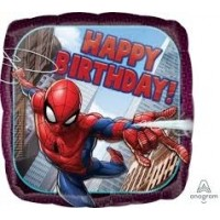"Spider-Man Happy Birthday 18"" Foil"