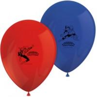 Ultimate Spiderman 11'' Latex Balloons 8ct