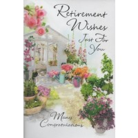 Retirement - Congratulations - Pack Of 12