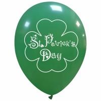 "Superior 12"" 'St Patricks Day' 25ct Latex"