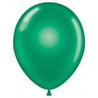 "12"" Green Latex Balloons 100ct"