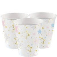 Twinkle Twinkle Little Star 9oz Cups 8ct
