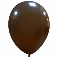 """Superior 10"""" Brown Latex 100ct"""