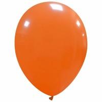 "Superior 10"" Orange Latex Balloons 100ct"