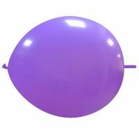"Superior 12"" Lavender Linking Balloon 50Ct"