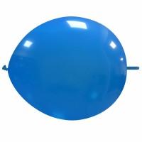"Superior 12"" Light Blue Linking Balloon 50Ct"