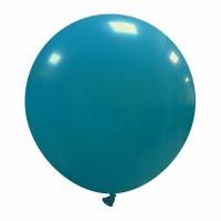 "Turquoise Superior 19"" Latex Balloon 25Ct"