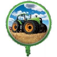 "Tractor 18"" Foil Balloon"