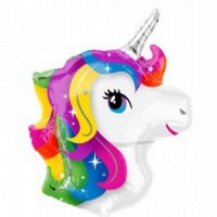 "Unicorn Supershape 28"" x 26"" Flat"
