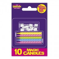 Magic Party Candles 10ct