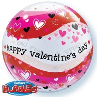 Happy Valentine's Day Bubble