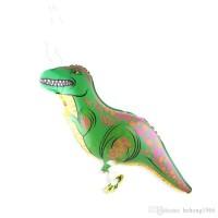 "35"" Dinosaur Walking Pet Balloon"