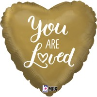 """You are Loved 18"""" Foil Balloon"""